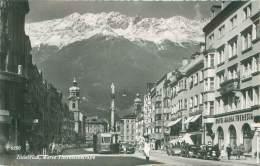 INNSBRUCK - Maria Therestenstrasse - Innsbruck