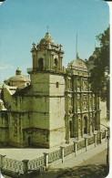 Oaxaca - La Catedral - México