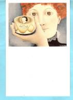CPM -  Willeke Van Tijn     - Poederdoos   (boîte A Poudre) - 1974 - Illustrateurs & Photographes