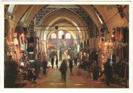 TURCHIA - Turkey - TURKIYE - Istanbul - Gran Bazar - Not Used - Turchia