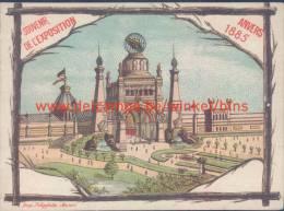 1885 Anvers. Souvenir De L'exposition - Antwerpen