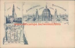 1894 Exposition Universelle Anvers Antwerpen - Antwerpen