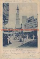 Souvenir De L'exposition Universelle D'Anvers - Antwerpen