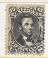 US  77   (o)  1866  Issue - 1847-99 General Issues
