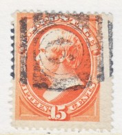 US  189    (o)  1879  Issue - 1847-99 General Issues