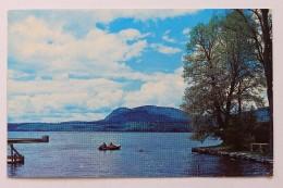 Lake Lac Memphremagog, Georgeville, Quebec, Canada - Quebec