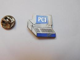 Beau Pin´s En EGF  , Informatique , PCI - Informatique