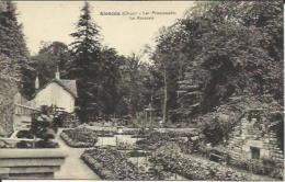CPA De ALENCON - Les Promenades - La Roseraie. - Alencon