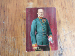Franz Joseph I - Politicians & Soldiers