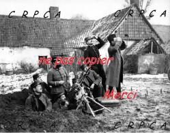Photo ,, Tir De Mitrailleuse Sur Avion Allemand, Sailly Au Bois, 26 Fev. 1915  Pas De Calais 62 - Documenti