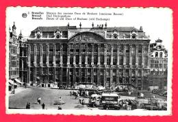 [DC2761] CPA - BELGIO - BRUXELLES - MAISON DES ANCIENS DUCS DE BRABANT (ANCIENNE BOURSE) - Viaggiata - Old Postcard - Monumenti, Edifici