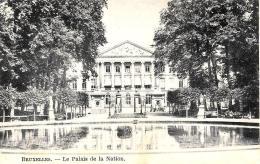 [DC2764] CPA - BELGIO - BRUXELLES - LE PALAIS DE LA NATION - Viaggiata - Old Postcard