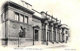 [DC2769] CPA - BELGIO - BRUXELLES - LE PALAIS DES BEAUX ARTS - Non Viaggiata - Old Postcard - Monumenti, Edifici