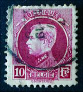 ALBERT 1ER  1927 - TYPE HOUYOUX - OBLITERE - YT 219 - MI 184 - 1922-1927 Houyoux