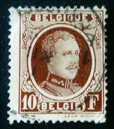 ALBERT 1ER  1927 - TYPE HOUYOUX - OBLITERE - YT 210 - 1922-1927 Houyoux