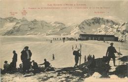 SPORTS D'HIVER A LUCHON  PLATEAU DE SUPERBAGNERES EDITION LABOUCHE - Sports D'hiver