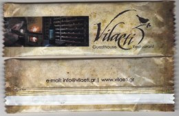Greece 2015 Vilaeti Restaurant - Company Logo Napkins