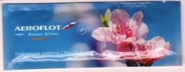 Russia 2015  Aeroflot Russian Airlines - Reclameservetten