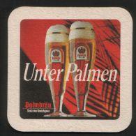 BIERDECKEL / BEER MAT / SOUS-BOCK : Palmbräu - Bierdeckel