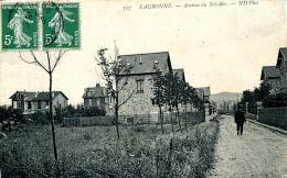 N°49263 -cpa Eaubonne -avenue Du Bel Air- - Eaubonne