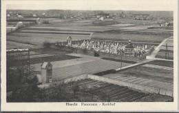 Haacht   Panorama  -  Kerkhof - Haacht