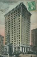 US BALTIMORE / The News Building / CARTE COULEUR - Baltimore