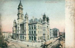 US BALTIMORE / Post Office / CARTE COULEUR - Baltimore