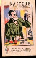 BVD1 Légion Française Des Combattants. Pasteur Grand Bienfaiteur De L'humanité - Buvards, Protège-cahiers Illustrés