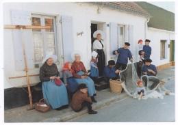 CALAIS   - CPM -   Matelote - Courguinoise - Groupement Folklorique MTPB  - WISSANT - Boulogne Sur Mer