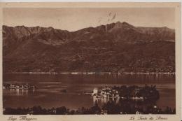 Lago Maggiore - Le Isole Da Stresa - TI Tessin