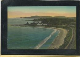 CPA - USA - SANTA BARBARA - LOOKING NORTH FROM COAT HIGHWAY TOWARD MONTECITO AND SANTA BARBARA - Santa Barbara
