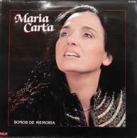 Maria Carta 33t. LP *sonos De Memoria* - World Music
