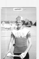 KARNER . Lire Descriptif. 2 Scans. Cyclisme.  Iglu - Cyclisme