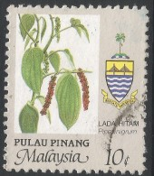 Penang (Malaysia). 1986 Agricultural Products. 10c Used. SG 103 - Malaysia (1964-...)