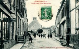 N°49268 -cpa Tourouvre -grande Rue- - France