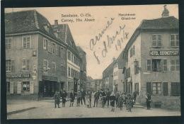 CERNAY - SENNHEIM - Grande Rue - Cernay