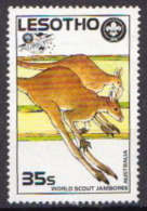 Lesotho Used Stamp - Stamps