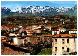 CPM CALACUCCIA , Le Village - Autres Communes
