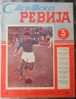 SPORTSKA REVIJA  BR. 30, 1940  KRALJEVINA JUGOSLAVIJA, NOGOMET, FOOTBALL - Livres