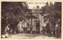 TLEMCEN  Banque De L'Algerie Recto Verso - Tlemcen