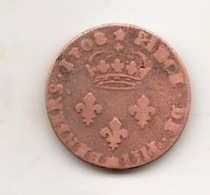 1708 IIII DENIERS - 987-1789 Könige