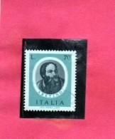 ITALIA REPUBBLICA ITALY REPUBLIC 1977 ARTISTI ITALIANI ITALIAN ARTISTS ARETINO USATO USED OBLITERE´ - 1971-80: Oblitérés