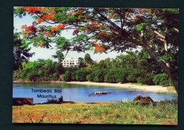 MAURITIUS  -  Tombeau Bay  Unused Postcard - Mauritius