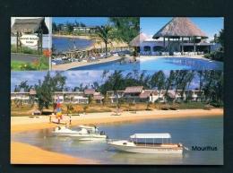 MAURITIUS  -  Grand Gaube Hotel  Unused Postcard - Mauritius