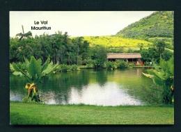 MAURITIUS  -  Le Val  Unused Postcard - Mauritius