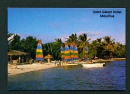 MAURITIUS  -  Saint Geran Hotel  Unused Postcard - Mauritius