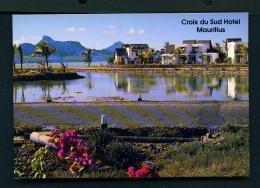 MAURITIUS  -  Croix Du Sud Hotel  Unused Postcard - Mauritius