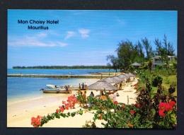 MAURITIUS  -  Mon Choisy Hotel  Unused Postcard - Mauritius