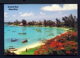 MAURITIUS  -  Grand Bay  Unused Postcard - Mauritius