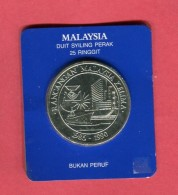 25 RINGIT 1986+90  FDC 55 - Malaysie
